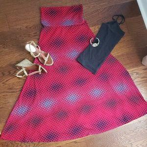 LulaRoe Maxi Skirt. Size XXS
